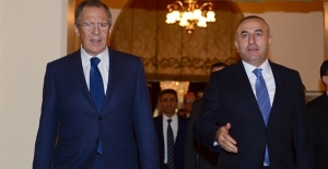 Kritik Çavuşoğlu ve Lavrov görüşmesi başladı!