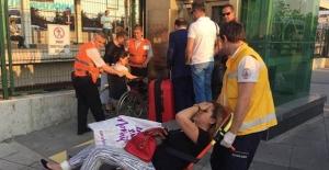 Marmaray'da 'bomba' paniği