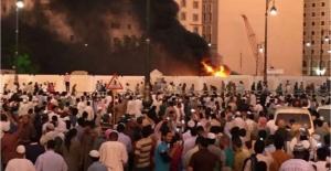 Medine'de Mescid-i Nebeci'de canlı bomba saldırısı! 6 Ölü!