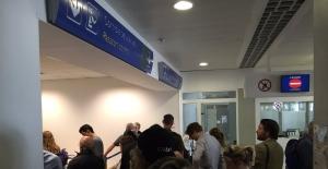 Nice Havalimanı'nda şüpheli çanta! Tahliye ediliyor
