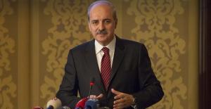 """Numan Kurtulmuş: ABD ve Rusya Suriye'de bölgesel bir savaşı istemez"""""""