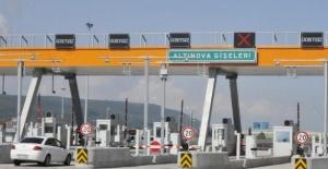 Osmangazi Köprüsü'nden geçişler artık ücretli