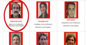 PKK'nın tepe ismi vuruldu!