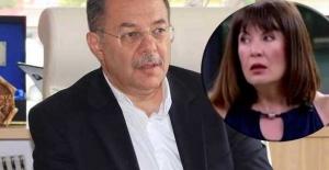 Recep Akdağ'dan Nurşen Mazıcı'ya: Sen insan değilsin