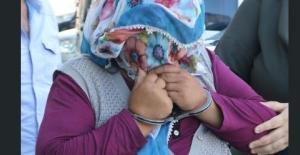Samsun'da öz kızlarına fuhuş yaptıran anne gözaltına alındı