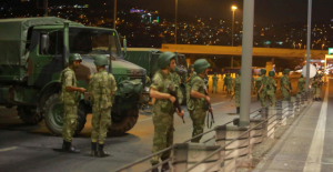 Türkiye'de acı bilanço: 90 şehit, bin 154 yaralı