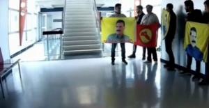 Avusturya'da PKK'lı terörsitler devlet televizyonunu bastı