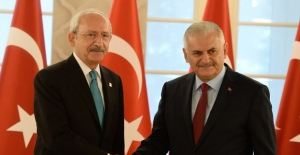Başbakan Yıldırım Kılıçdaroğlu'na Yenikapı davetini yineledi