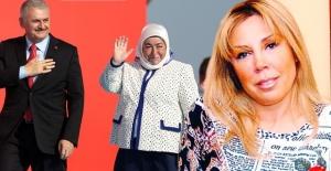 Binali Yıldırım'ın eşi Semiha Yankı'yı affetti