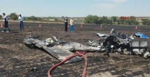 Çorlu'da eğitim uçağı düştü: 2 kişi yaşamını yitirdi!