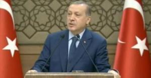 Cumhurbaşkanı Erdoğan: ABD'yi de ele geçirecekler