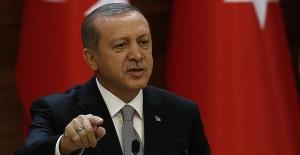 Cumhurbaşkanı Erdoğan: O camiadan dostlarınızı ihbar etmeniz lazım