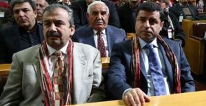 Demirtaş ve Sırrı Süreyya Önder'e 5 yıl hapis istemi!