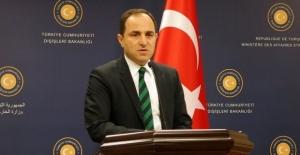 Dışişleri Bakanlığı'ndan BM'ye sert tepki