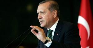 Erdoğan: Biz de bu yapıya çok yardımcı olduk!