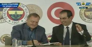 Fenerbahçe'de Advocaat dönemi resmen başladı