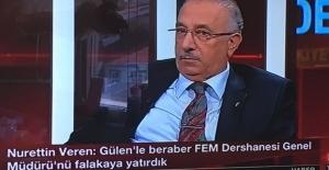 FETÖ'liderinin sağ kolu: Gülen'le FEM dersaneleri müdürünü falakaya yatırdık