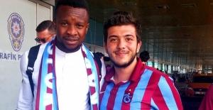 Trabzonspor'un flaş transferi İstanbul'da