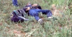 Yol kesmek isteyen PKK'lı öldürüldü
