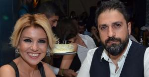 Gülben Ergen, eşi Erhan Çelik'in doğum gününü bakın nasıl kutladı?