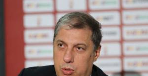 """Levent Nazifoğlu, """"Başkan Şampiyonlar Ligi final kadrosunu yapın dedi"""""""