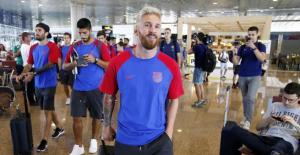 Messi saçlarını neden sarıya boyattı? Açıkladı