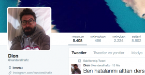 Twitter'da kadınları taciz eden Vileda Erdal ifşa oldu