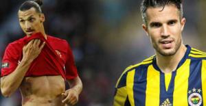Van Persie, Zlatan İbrahimoviç'i geride bıraktı