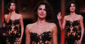 Nesrin Cavadzade, Antalya Film Festivali'ni salladı