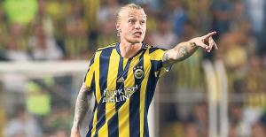 """Simon Kjaer, """"Fenerbahçe'nin lideriyim"""""""