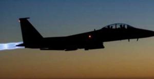 TSK, Suriye'de PYD mevzilerini bombaladı