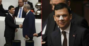 "AK Partili Fatih Şahin, ""CHP'li Niyazi Nefi Kara burnumu kırdı"""