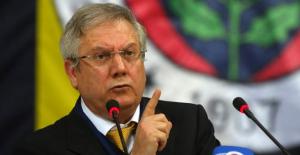 PFDK'tan Fenerbahçe Başkanı Aziz Yıldırım'a 45 gün hak mahrumiyeti