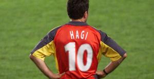 """Hagi, """"Emre mecburen Fenerbahçeliyim dedi"""""""
