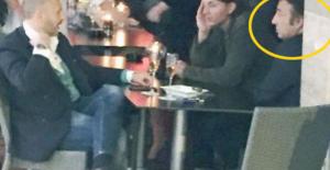 Arda Turan'ın menajeri Inter yöneticisiyle görüntülendi