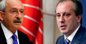 """Muharrem İnce'den Kılıçdaroğlu'na, """"Alnını karışlarım"""""""