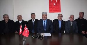 AK Parti 'den aday gösterilmeyince istifa ettiler