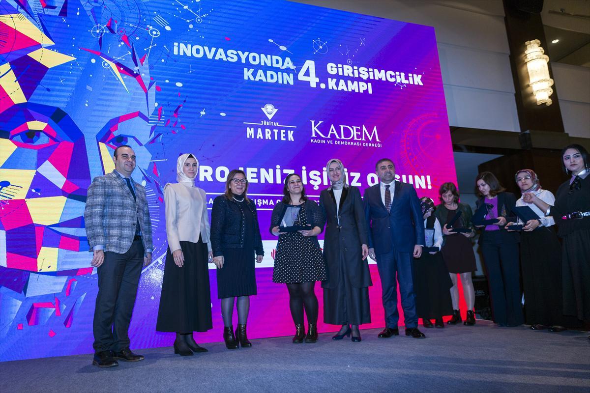 Bakan Pekcan: Türk kadın girişimcisini marka yapacağız