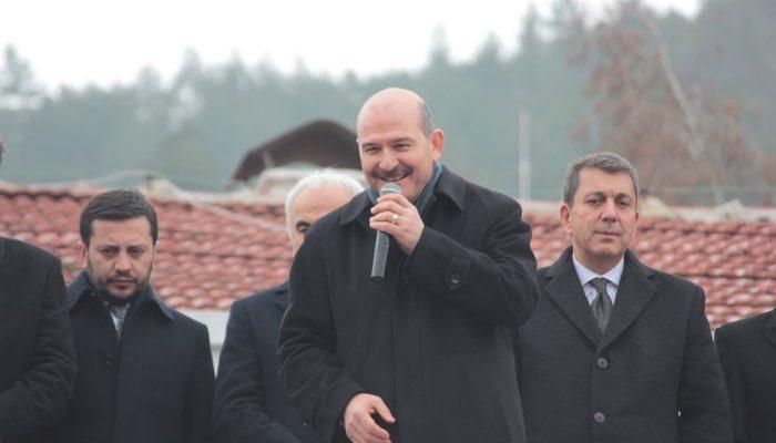 İçişleri Bakanı Soylu: Diyarbakır'da 5 ton esrar ele geçirildi