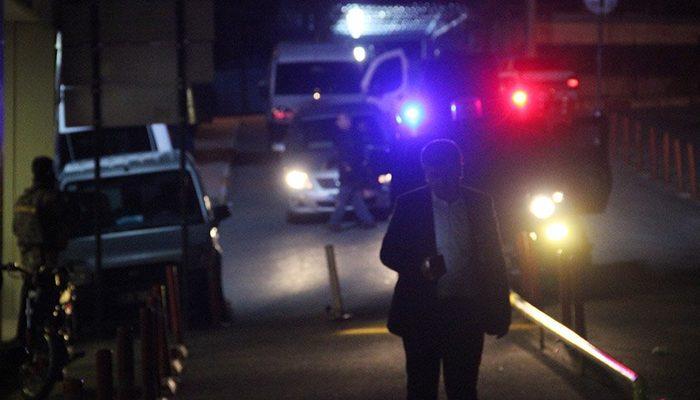 Şanlıurfa İl Emniyet Müdürlüğü önünde bomba paniği!