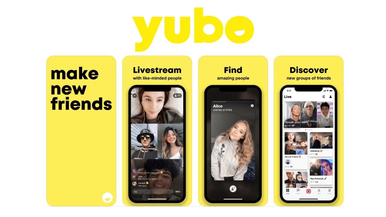 Sosyal medya uygulaması Yubo, 47,5 milyon dolar yatırım aldı
