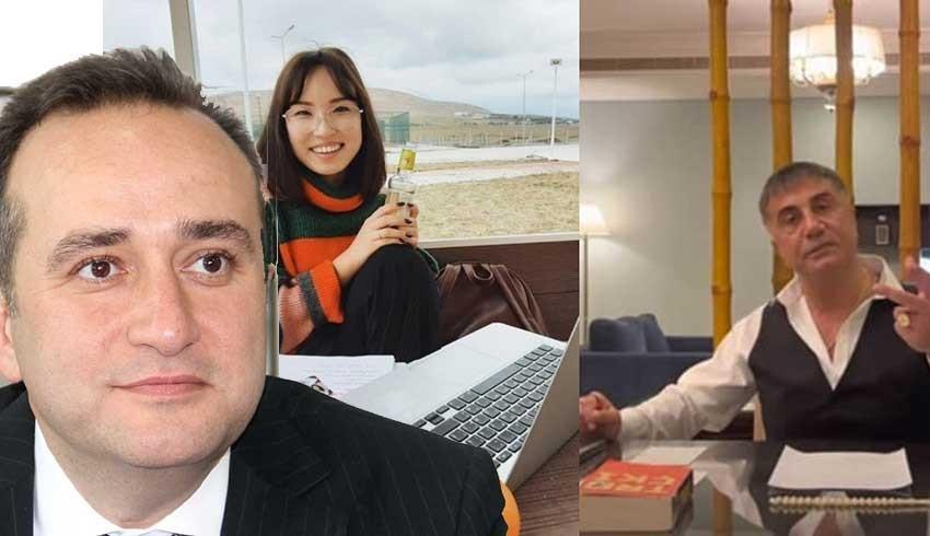 Tolga Ağar'dan Sedat Peker'in Yeldana Kaharman'la ilgili iddialarına cevap