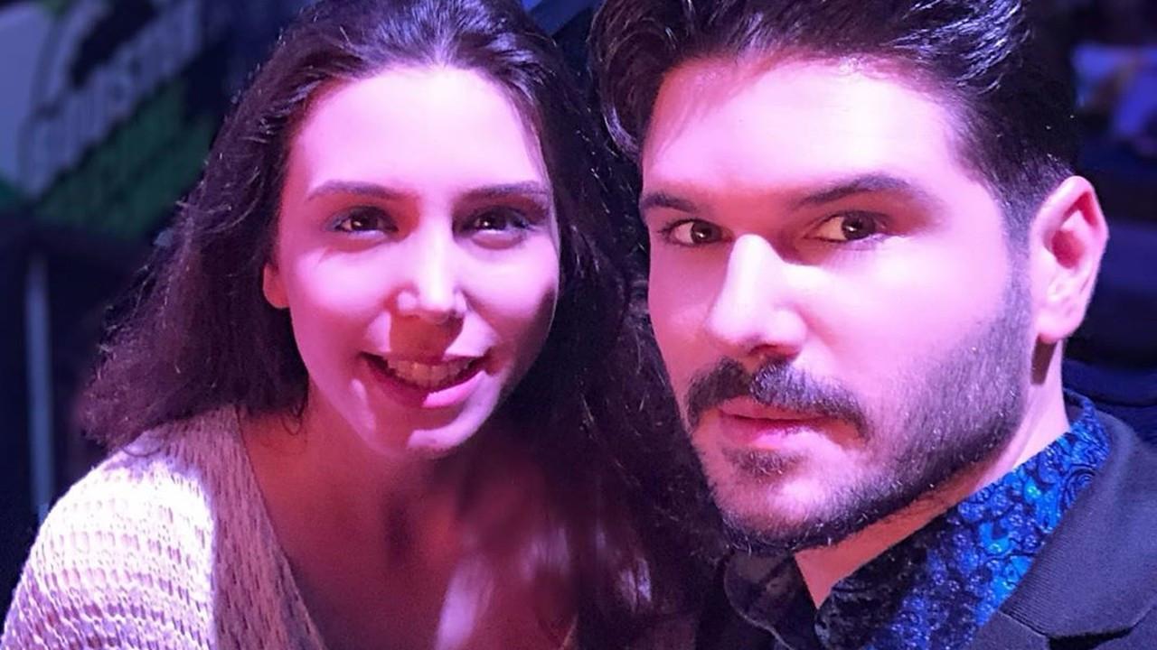 Tolgahan Sayışman'ın kız kardeşi evliliğe adım attı
