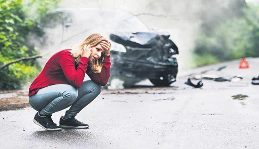 Trafik kazalarında fırsatçılar vatandaşı 'yolda' bıraktı