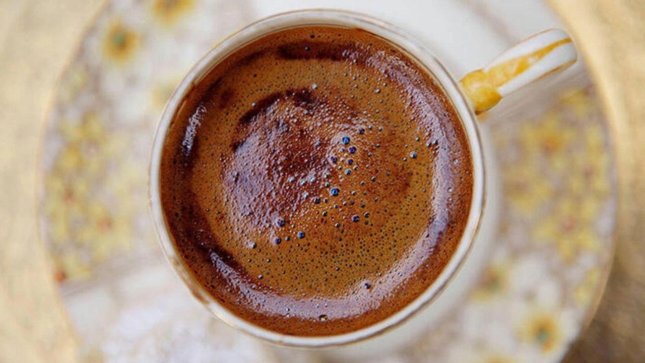 Türk kahvesi tutkunlarının yeni gözdesi: Kilo verdiren yağlı kahve