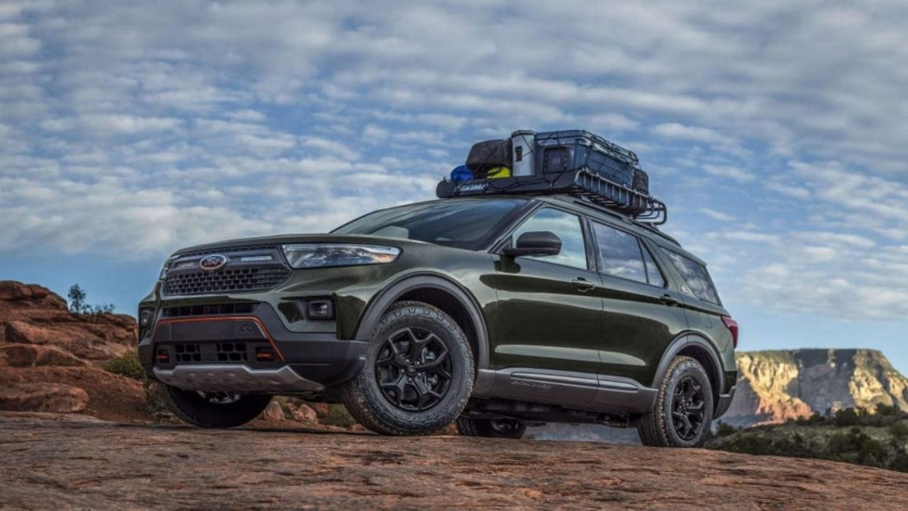 Türk tasarımı Ford Explorer Timberline tanıtıldı Ford bugün tanıttığı model ile cross-over araç portföyüne bir yenisini ekledi. Şirketin dokuzuncu cross...