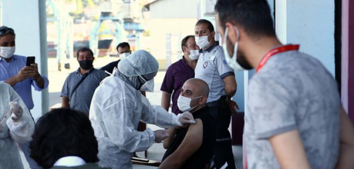 Türkiye'de Bugüne Kadar Kaç Kişi Korona Aşısı Oldu?
