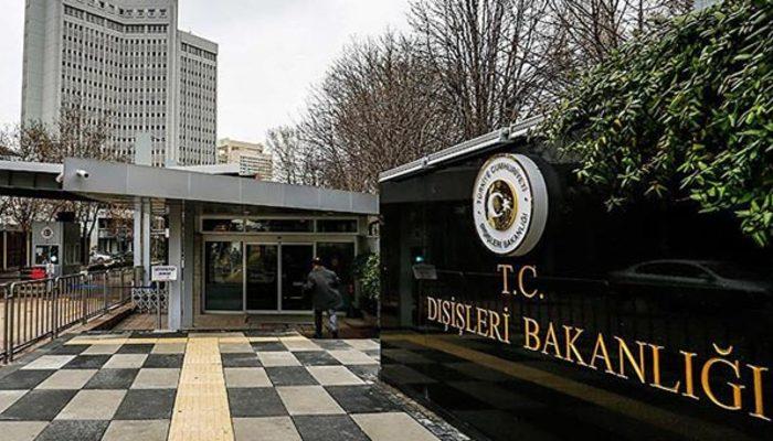 Türkiye'den Avrupa Parlamentosu'na çok sert tepki: Kabul edilemez