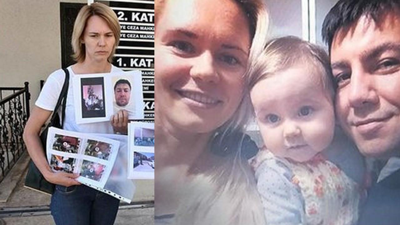 Ukraynalı annenin evlat feryadı