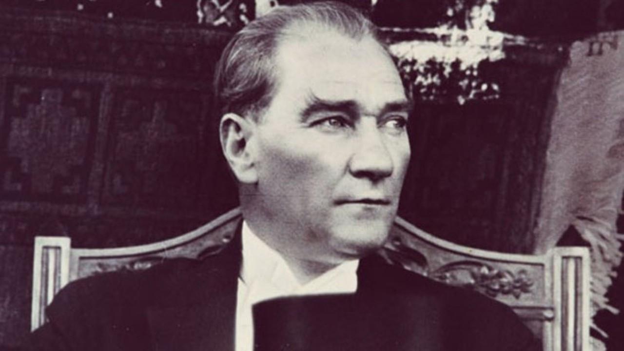 Ulu Önderimiz Mustafa Kemal Atatürk'ü özlem ve saygıyla anıyoruz